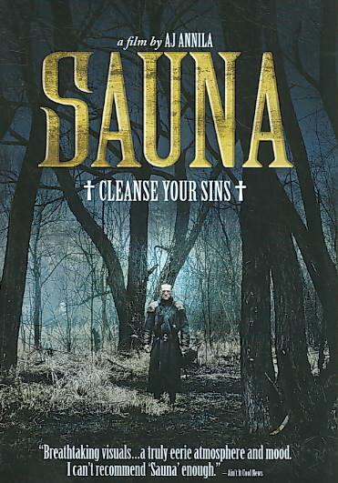 SAUNA BY ANNILA,AJ (DVD)