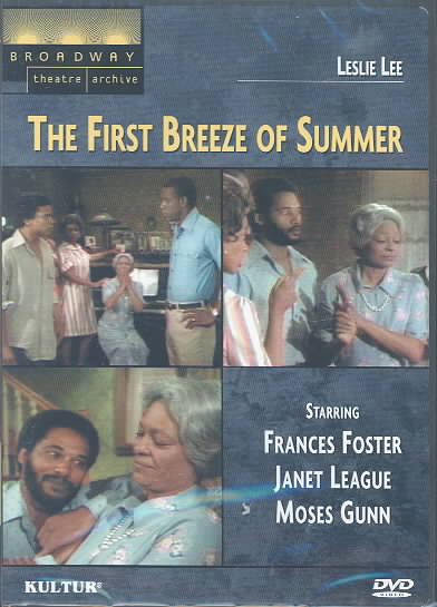 FIRST BREEZE OF SUMMER BY FOSTER,FRANCES (DVD)