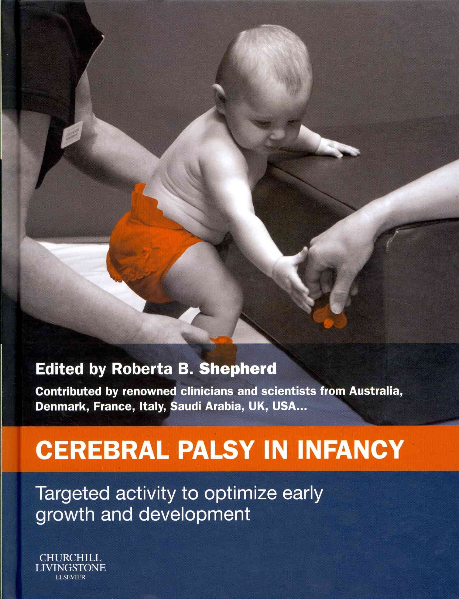 Cerebral Palsy in Infancy By Shepherd, Roberta B.